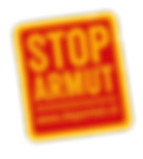 Stop Armut Logo