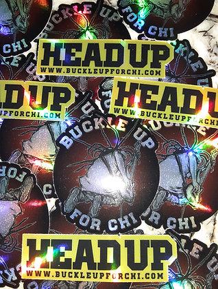 Holographic Sticker Set