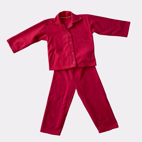 Pijama Infantil microsoft Pink