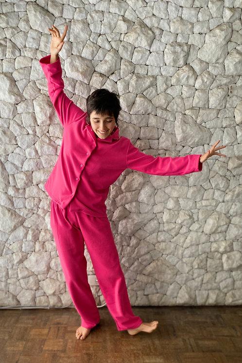 Pijama Microsoft Pink