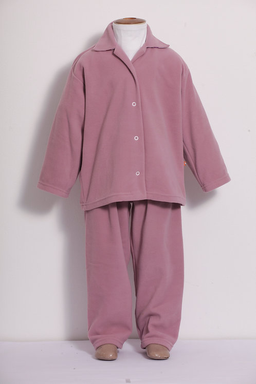 Pijama Feminino microsoft Rosa Antigo