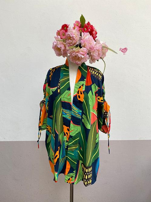 Kimono Trancoso Floresta Tropical