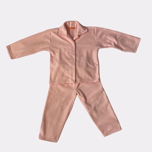 Pijama Infantil microsoft Rosinha