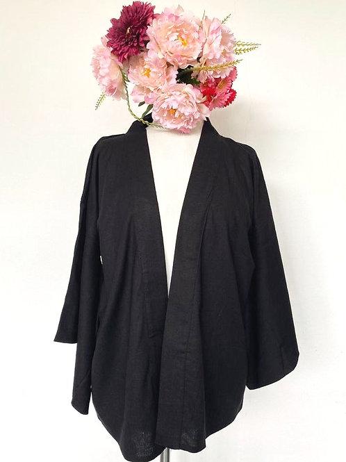 Kimono Kyoto Pavão Misterioso