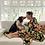 Thumbnail: Kimono Tokyo longo Flores G