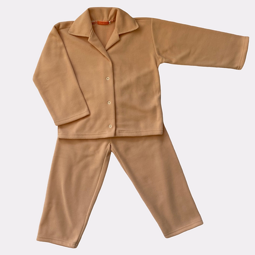 Pijama Infantil microsoft Pêssego