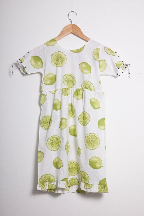 Camisolinha limão