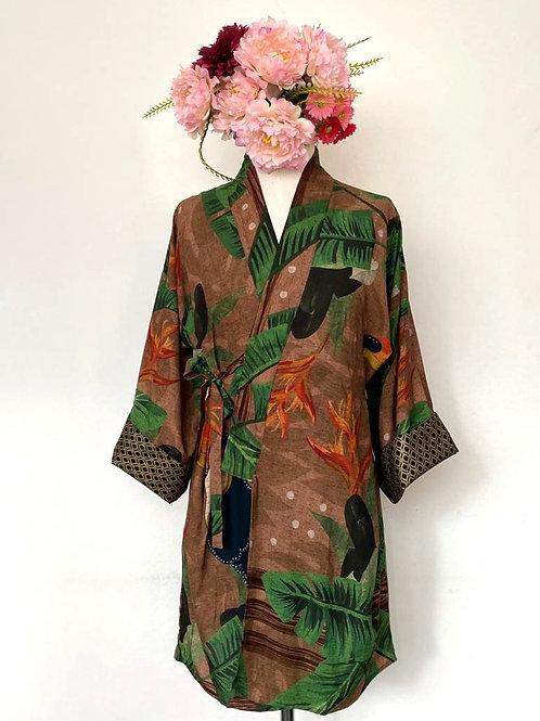 Kimono Tokyo médio Tucano