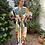 Thumbnail: Kimono Tokyo longo Arara parte fundo Off white