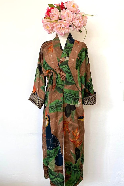 Kimono Tokyo longo Tucano