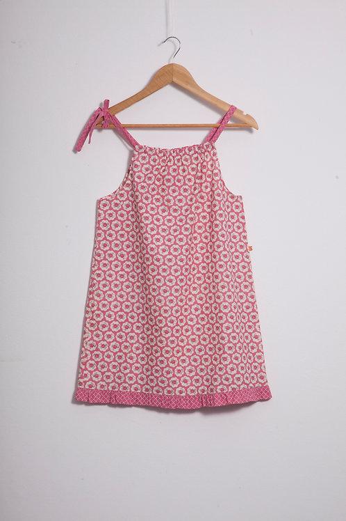 Camisolinha molduras pink
