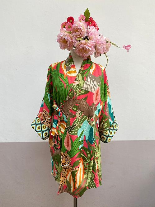 Kimono Tokyo médio Bicho Preguiça