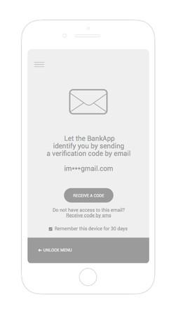 Receiving verification code
