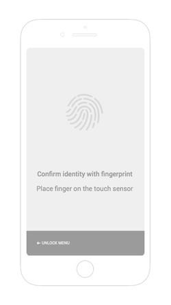 Get ready to fingerprint
