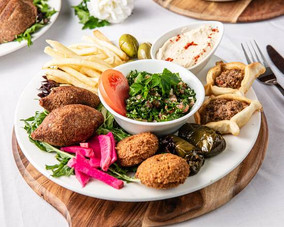 Kibbeh Meal