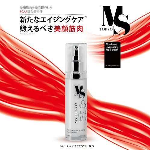 Musclextra invigorating facial cream