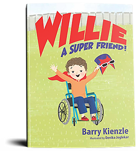 Willie A Super Friend book.png