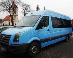 VW Crafter 15+1