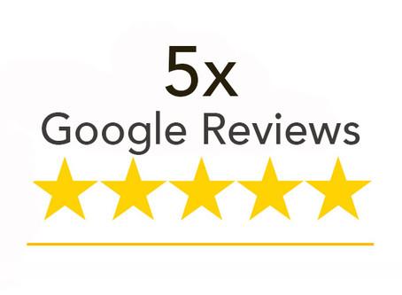 Google Bewertungen kaufen: Ihr Test