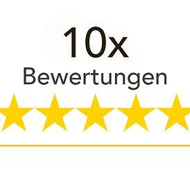 10x Google Bewertungen kaufen (INKL. USt)