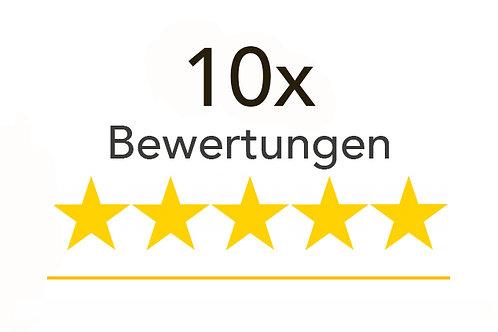 10x Google Bewertungen kaufen