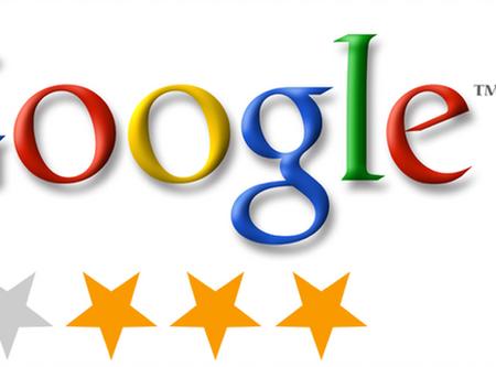 Positive Bewertungen auf Google Maps und Google+ sind von großer Bedeutung