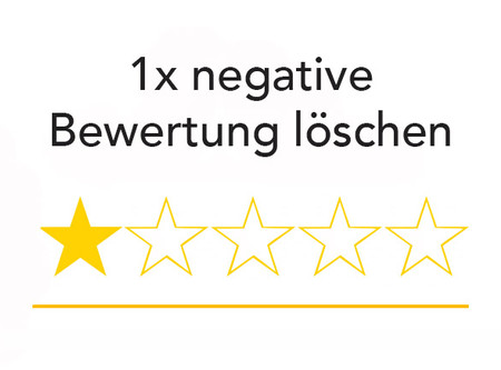 Negative Bewertung auf Google löschen