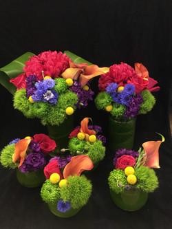 Fiesta Florals