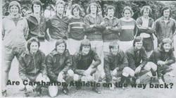CAFC Team 1975-76
