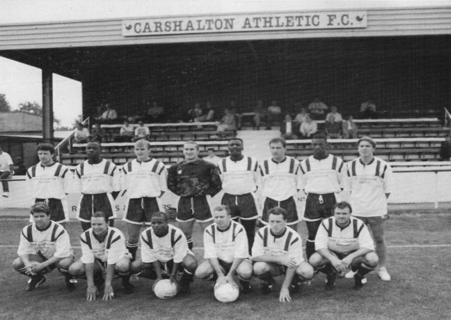 CAFC Team 1994-95