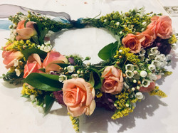 Mother's Blessing Flower Crown
