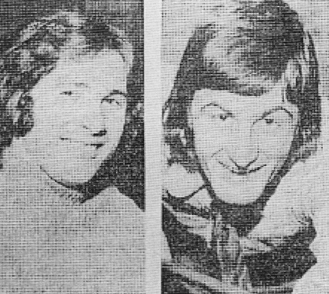 David Burke and Peter Gaydon