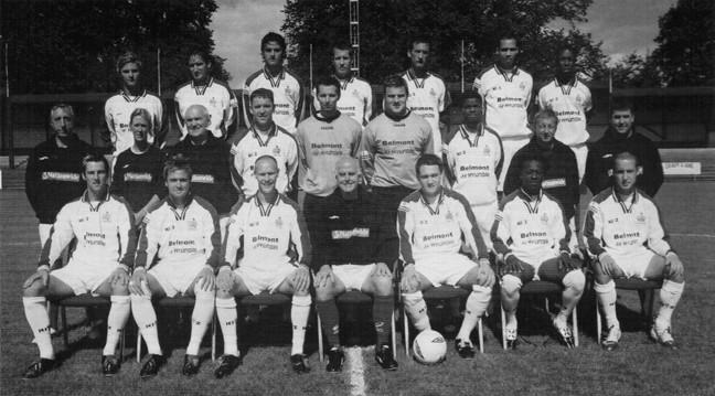CAFC Team 2004-05