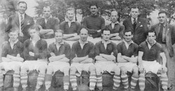 Surrey Snr Team 1948-49