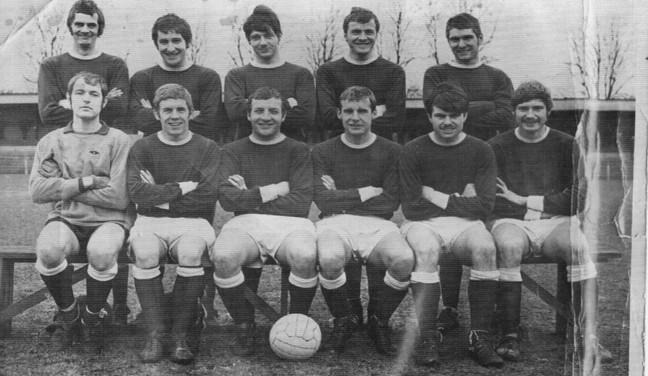 CAFC Team 1966-67