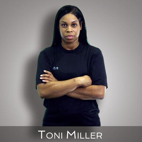 TONI MILLER
