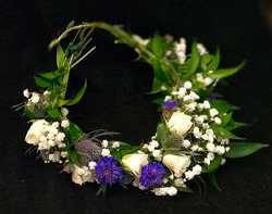 Make a Splash Flower Crown