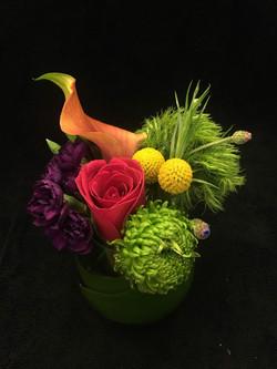 Fiesta cocktail florals