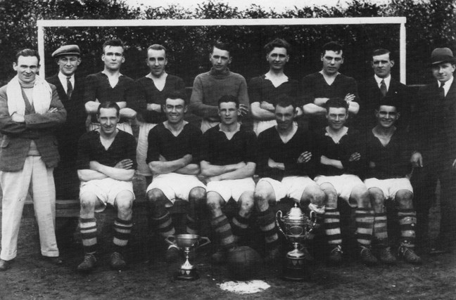 CAFC Team 1931-32