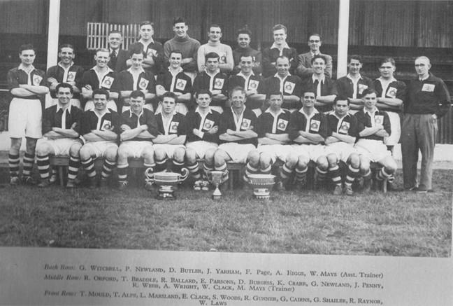 Neale Cup Winners