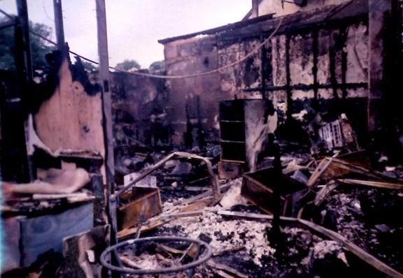 Arson in 2000