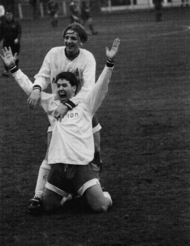 Jimmy Bolton goal