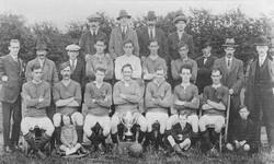 CAFC Team 1920-21