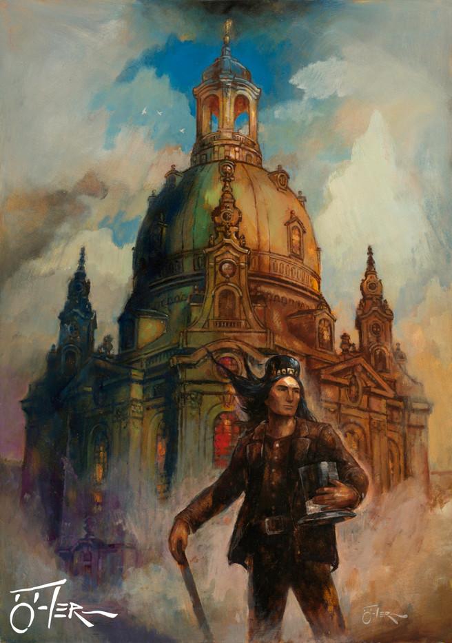 Winnetou in Dresden