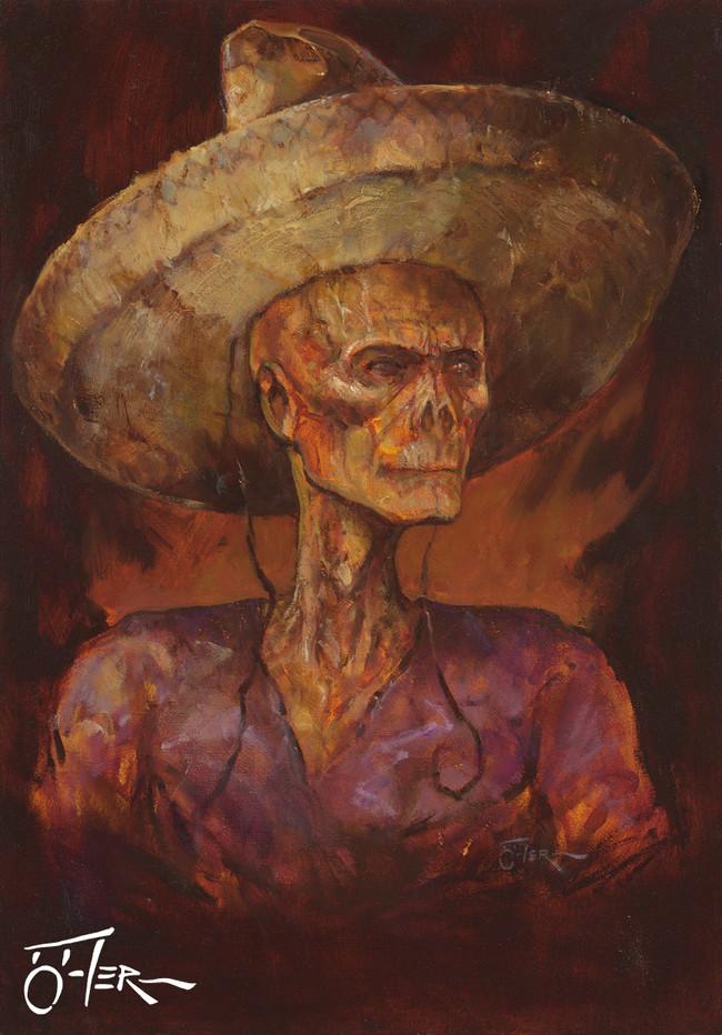Westmann Old Death