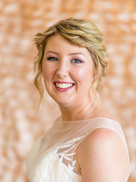 Becky Bridal Makeup