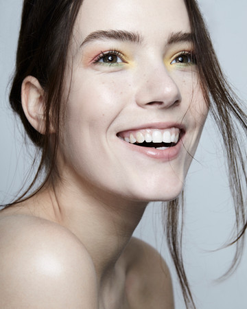 Hair and Makeup- Hazel Joanna Photographer - Sam Jackson