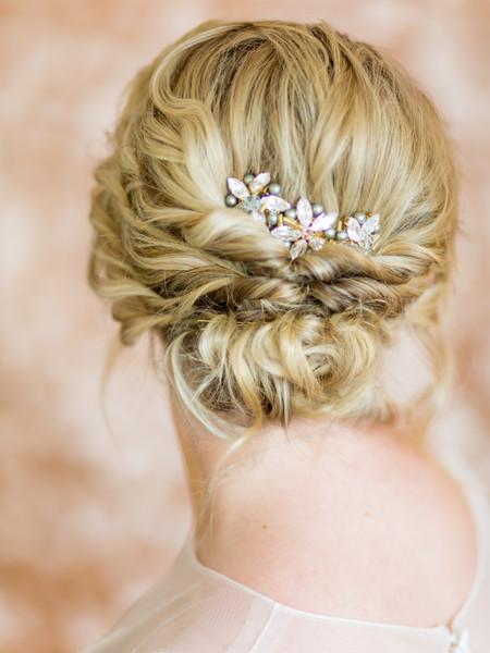Becky Bridal Hair