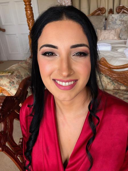 Nina Bridal Hair and Makeup