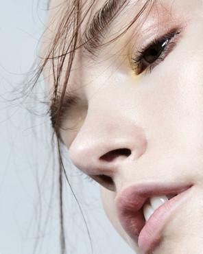 Hair and makeup- Hazel Joanna Photographer- Sam Jackson
